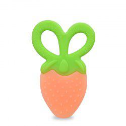 The Baby Strawberry Tooth Teethers Toys -