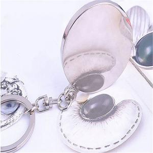 Вечный календарь Keyring Keychain Silver Alloy Key Chain Ring -