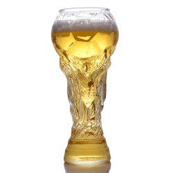 Creative Beer Mug Unique Design Crystal Boots Glass Cocktail Cup -