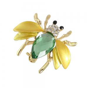 Cute Insect Honeybee Brooches Pins -