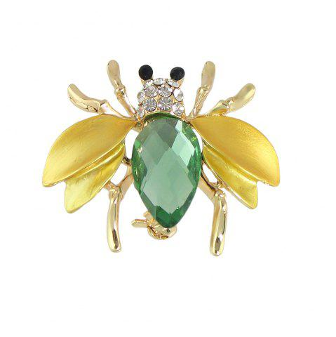 Buy Cute Insect Honeybee Brooches Pins