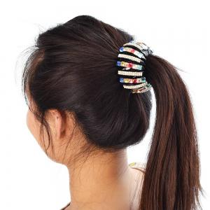 Fashion Resin and Rhinestone Hairwear Hairpin  Claws -