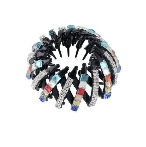 Unique Fashion Resin and Rhinestone Hairwear Hairpin  Claws