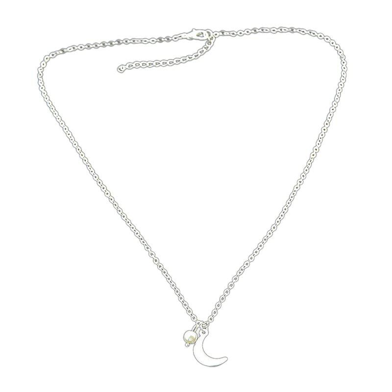 Best Minimalism Long Chain Pendant Necklace For Women