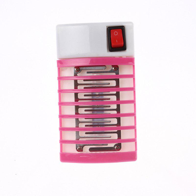 Trendy Candy Color Creative Mini Plug Mosquito Fly
