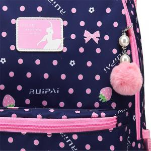 Ruipai S1967 Cartoon Waterproof Printing Children's Backpack Shoulder Bag -