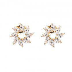 Fine Zircon Earrings ERZ0609 -