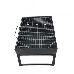 Portable Field Grill BBQ Outdoor Voyage Divertissement Camping Barbecue -