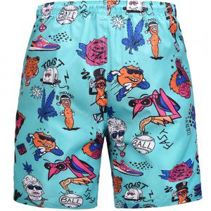 Men's Summer 3D Casual Beach Quick Drying Swim Shorts -