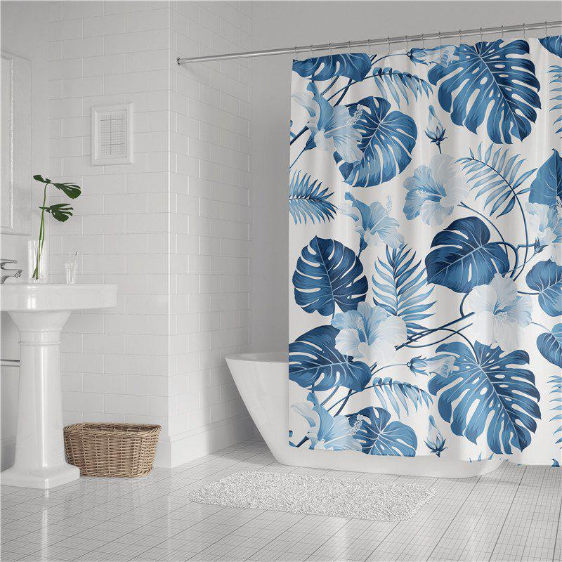 Best Fashionable Creative Digital Printing Waterproof Shower Curtain S-AS63