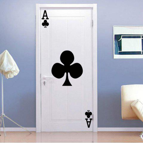 Cheap Cute  Door Sticker Room Wall Decals Home Decor