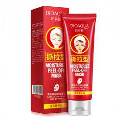 BIOAQUA 3PCS Clear Soft and Moist Peel-Off Mask -