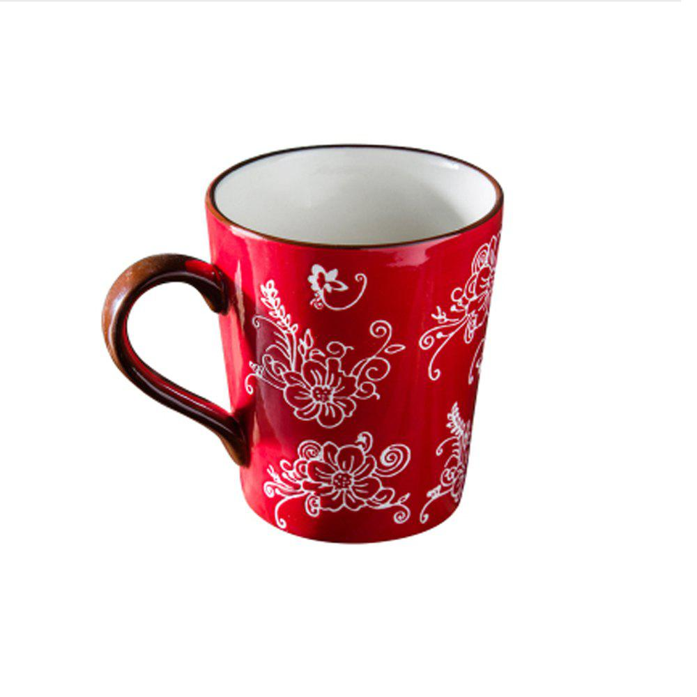 1 шт. Cute Ceramic Drinkware Cup