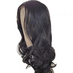 Big Wave Front Lace Synthetic Wig Head Cover -