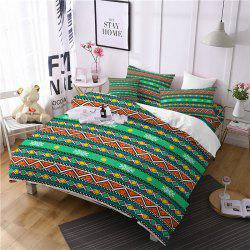 Hot Selling Bohemia National Pattern Series Christmas Element Bedding Set BK111 -