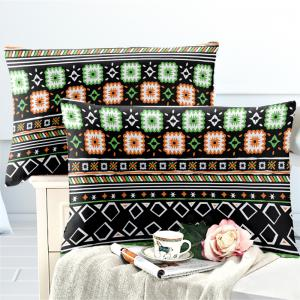 Hot Selling Bohemia National Pattern Series Christmas Element Bedding Set BK115 -
