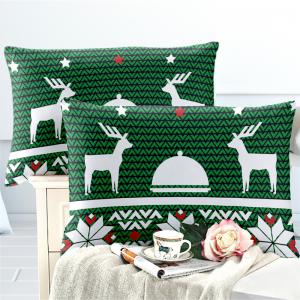 Hot Selling Bohemia National Pattern Series Christmas Element Bedding Set BK123 -