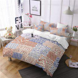Hot Selling Bohemia National Pattern Series Christmas Element Bedding Set GB93 -
