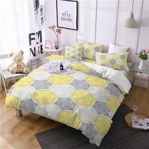 Outfits Hot Selling Bohemia National Pattern Series Christmas Element Bedding Set GB95