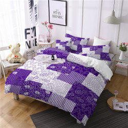Hot Selling Bohemia National Pattern Series Christmas Element Bedding Set GB98 -
