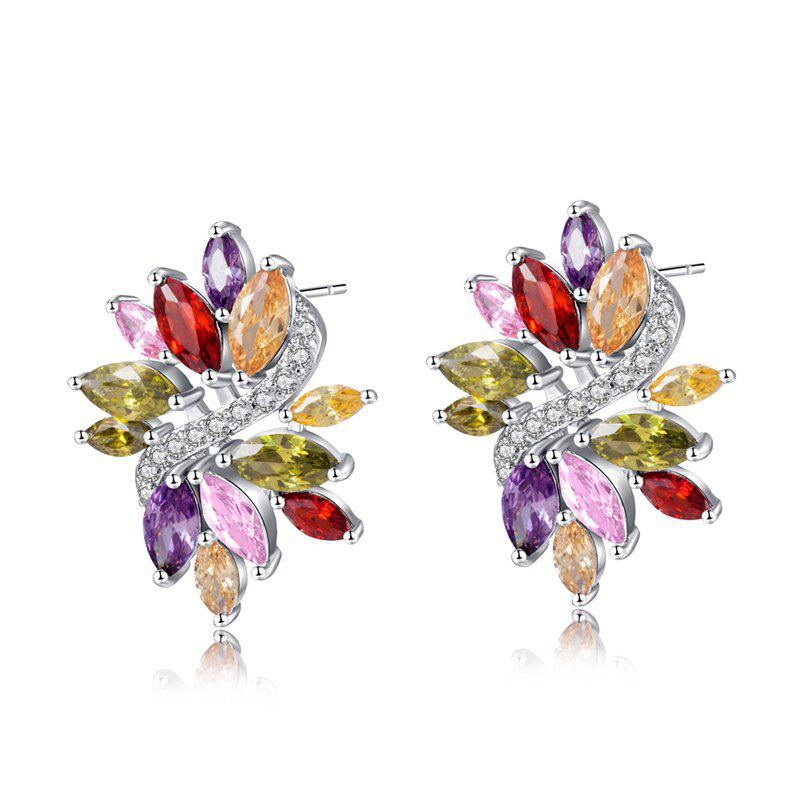 Outfit Fine Zircon Earrings ERZ0682