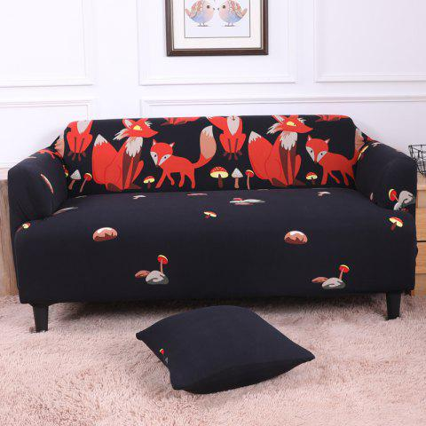 New All-Purpose Cartoon Sofa Cover for Four Seasons