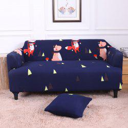 All-Purpose Cartoon Sofa Cover for Four Seasons -