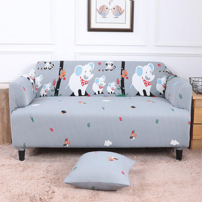 Fashion All-Purpose Cartoon Sofa Cover for Four Seasons