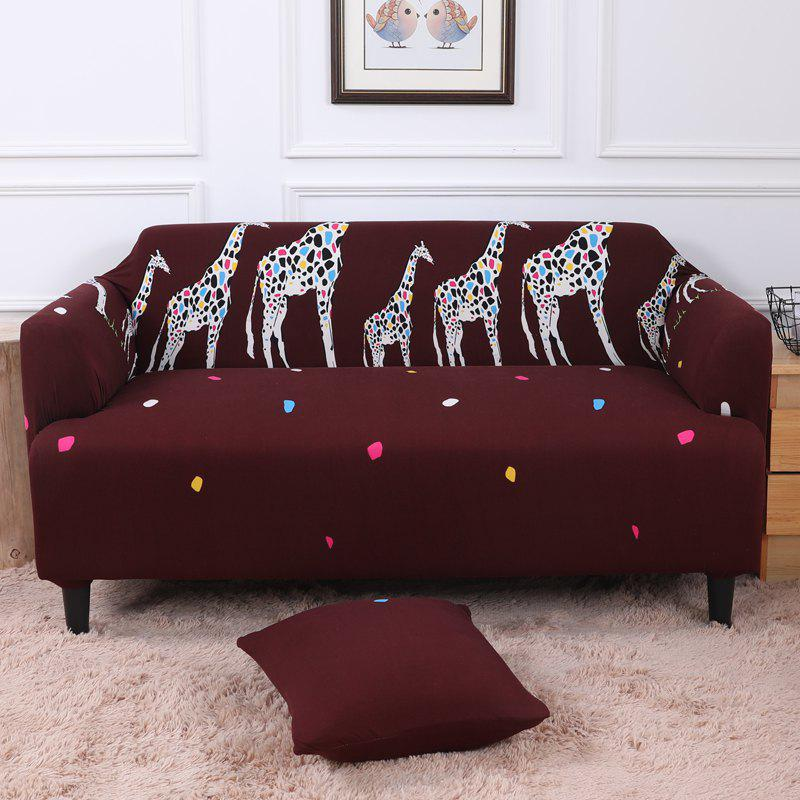 Outfit All-Purpose Cartoon Sofa Cover for Four Seasons