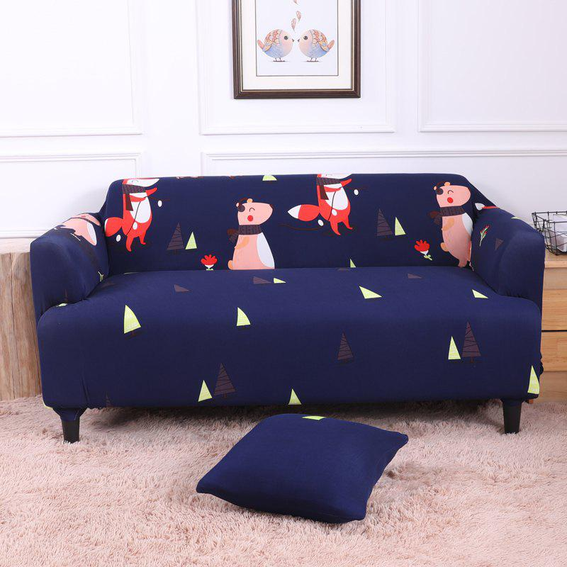 Cheap All-Purpose Cartoon Sofa Cover for Four Seasons