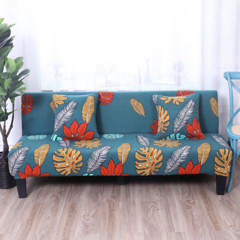 Hot Sofa Cover for Armless Sofa with Printed Cloth