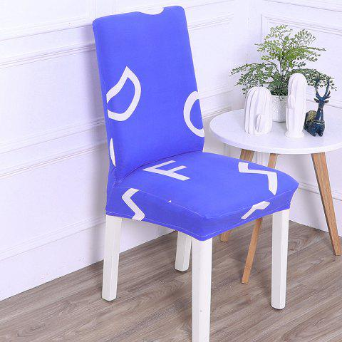 Discount Multi-Seasonal Printed One-Piece Chair Cover