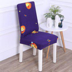 Multi-Seasonal Printed One-Piece Chair Cover -