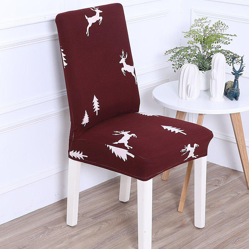 Unique Multi-Seasonal Printed One-Piece Chair Cover
