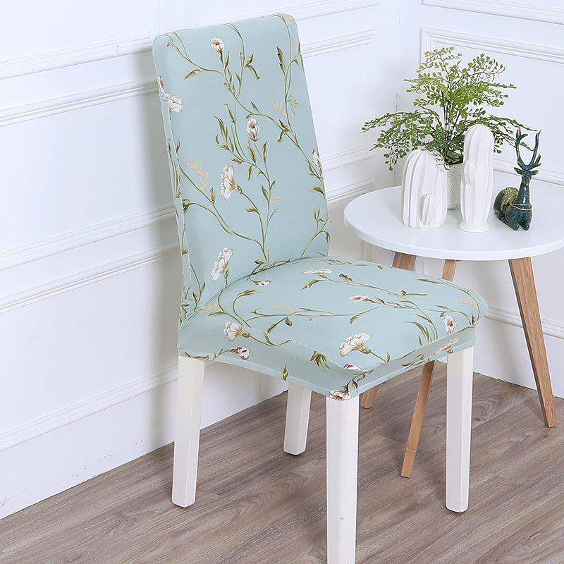 Affordable Multi-Seasonal Printed One-Piece Chair Cover
