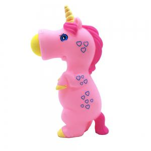 Unicorn Pieces Wild Animal Popper Squeeze Toys Shooting for Children Kids -