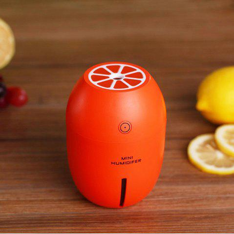 Outfit Mini Lemon with LED Light USB Portable Humidifier Air Diffuser