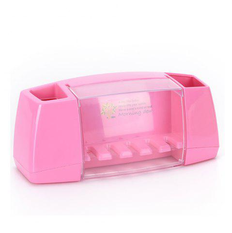 Fashion Multifunctional Toothbrush Holder Storage Box Bathroom Accessories
