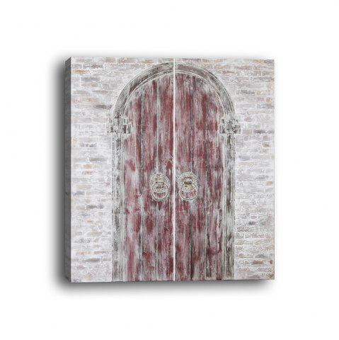 Outfits Framed Canvas Bedroom Living Room Background Wall Abstract Still Life Door Print
