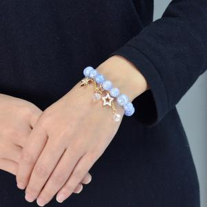 Candy Coloured String Hand Chain Bracelets -
