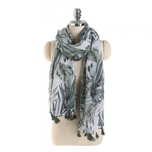Femmes Sheer Long Fashion Scarf -