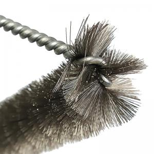Rust Resistant Stainless Steel Best BBQ Safe Clean Grill Brush -