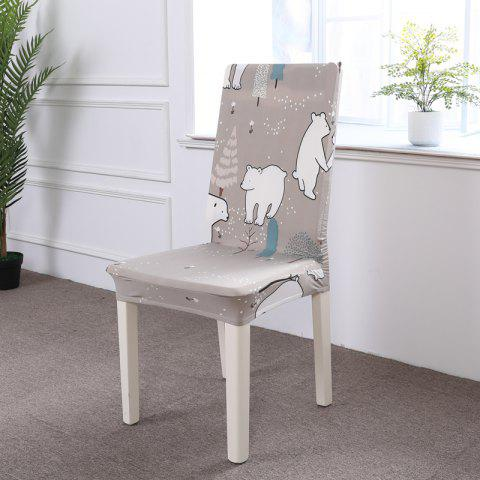 Online Multi-Seasonal Chair Cover of Cartoon Patterns for Common Use