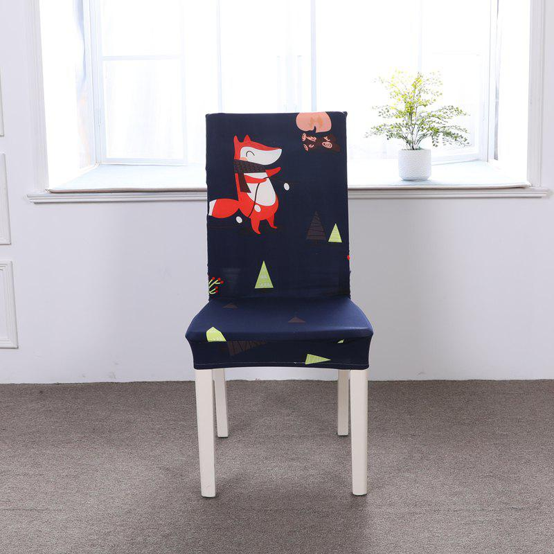 Outfit Multi-Seasonal Chair Cover of Cartoon Patterns for Common Use