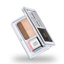 Daralis 2Colors Eye Shadow Lasting Matte Waterproof Gradient Makeup -