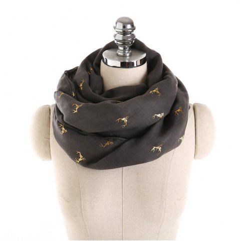 Buy Women Lightweight Scarf Soft Fashion Cotton Wrap