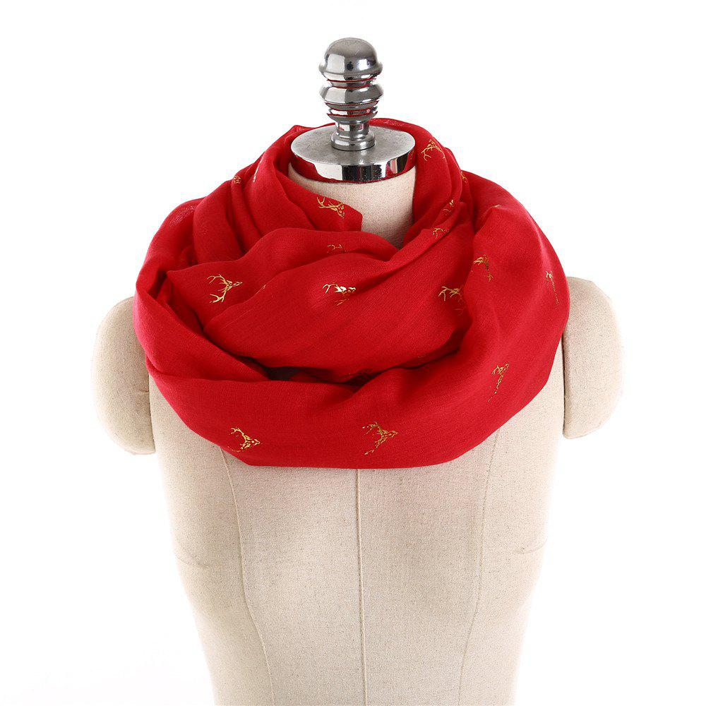 Shops Women Lightweight Scarf Soft Fashion Cotton Wrap