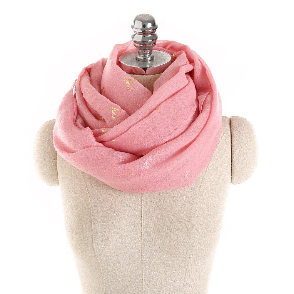 Outfit Women Lightweight Scarf Soft Fashion Cotton Wrap