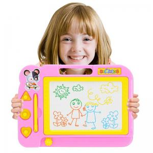 Children Color Doodle Board Magnetic Drawing Board -