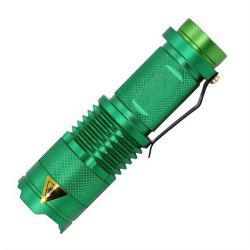 Multi-Color Mini Light Flashlight -
